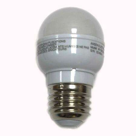 8009 Whirlpool Light Bulb 40w 120v