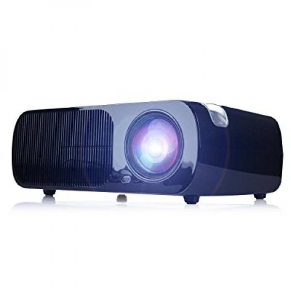 Yuntab Mini Video Projector BL20 5.0 Inch TFT Display 200...