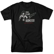 Army Of Darkness Boomstick Mens Short Sleeve Shirt
