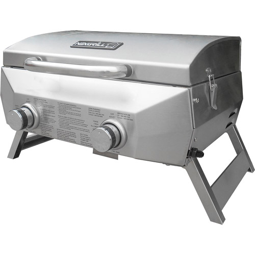 Nexgrill 2-Burner Tabletop Gas Grill
