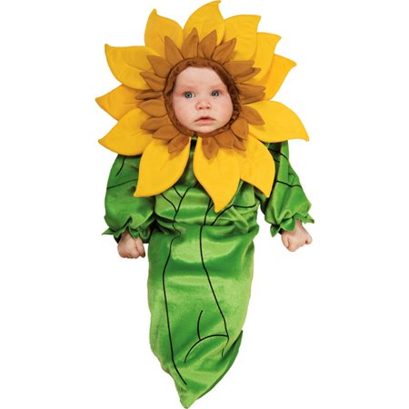 Sunflower Infant Halloween Costume for $<!---->