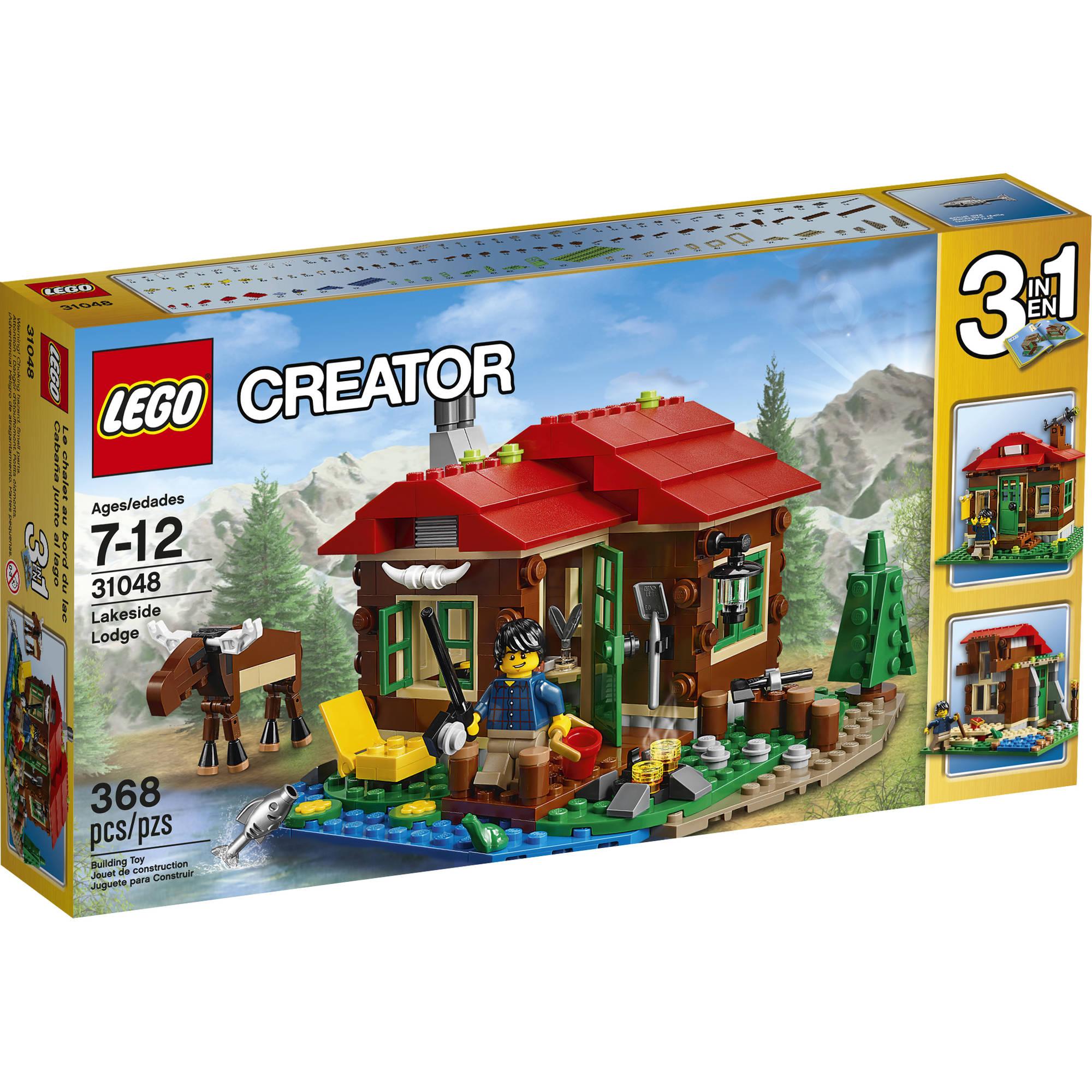 LEGO LEGO Creator Lakeside Lodge, 31048