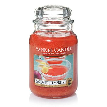 Yankee Candle Passion Fruit Martini 1352128 Large Jar 22 oz candle