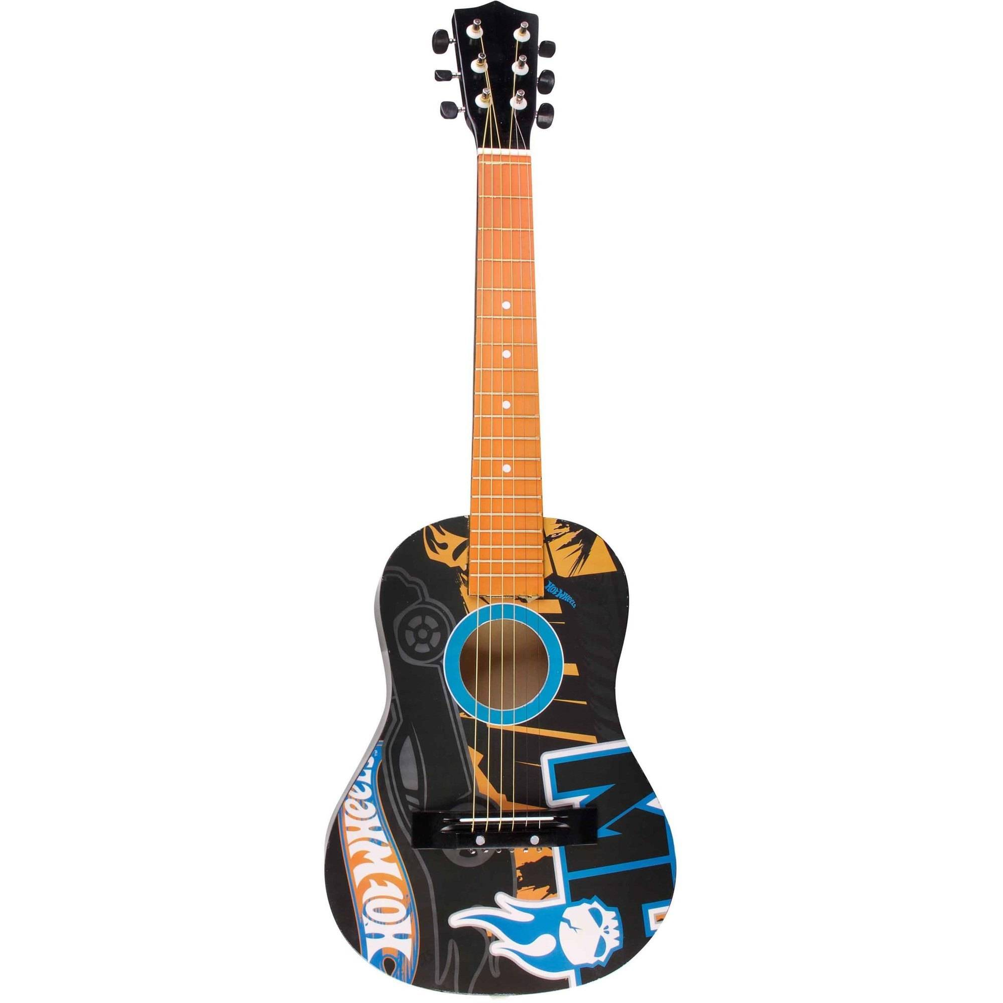 """Hot Wheels Flame 30"""" Acoustic Guitar by Hot Wheels"""