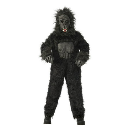 Kids Gorilla Halloween Costume](Kid Gorilla Costume)