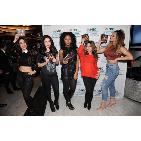 Fifth Harmony In Attendance For Fifth Harmony Meet & Greet To Promote Reflection Cd Rockefeller Plaza New York Ny February 3 2015 Photo By Kristin CallahanEverett Collection (Fifth Harmony Meet And Greet 7 27)