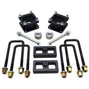 "07-09 Tundra Stainless Steelt Hybrid Lift Kit 2WD and 4WD Front 3"" Rear Only 1"""