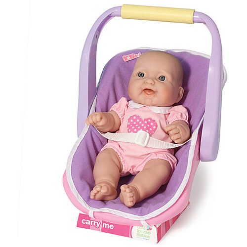 JC Toys Berenguer Lots to Love Babies with Carrier