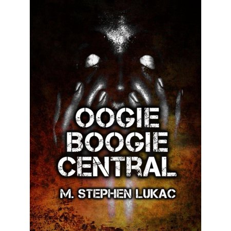 Oogie Boogie Central - eBook