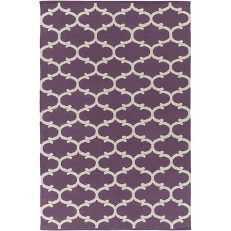 Artistic Weavers Vogue Lola Light Purple/Ivory Area Rug