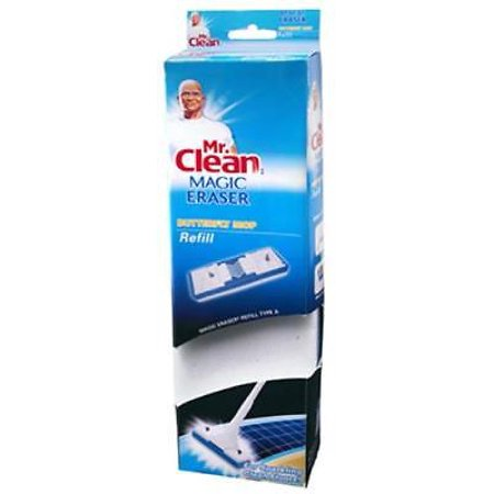 New Mrclean Magic Eraser Refill For Butterfly Mop Turn Any