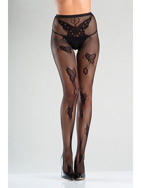 2a1a7d75f7 Product Image Crotchless Fishnet Pantyhose. Be Wicked