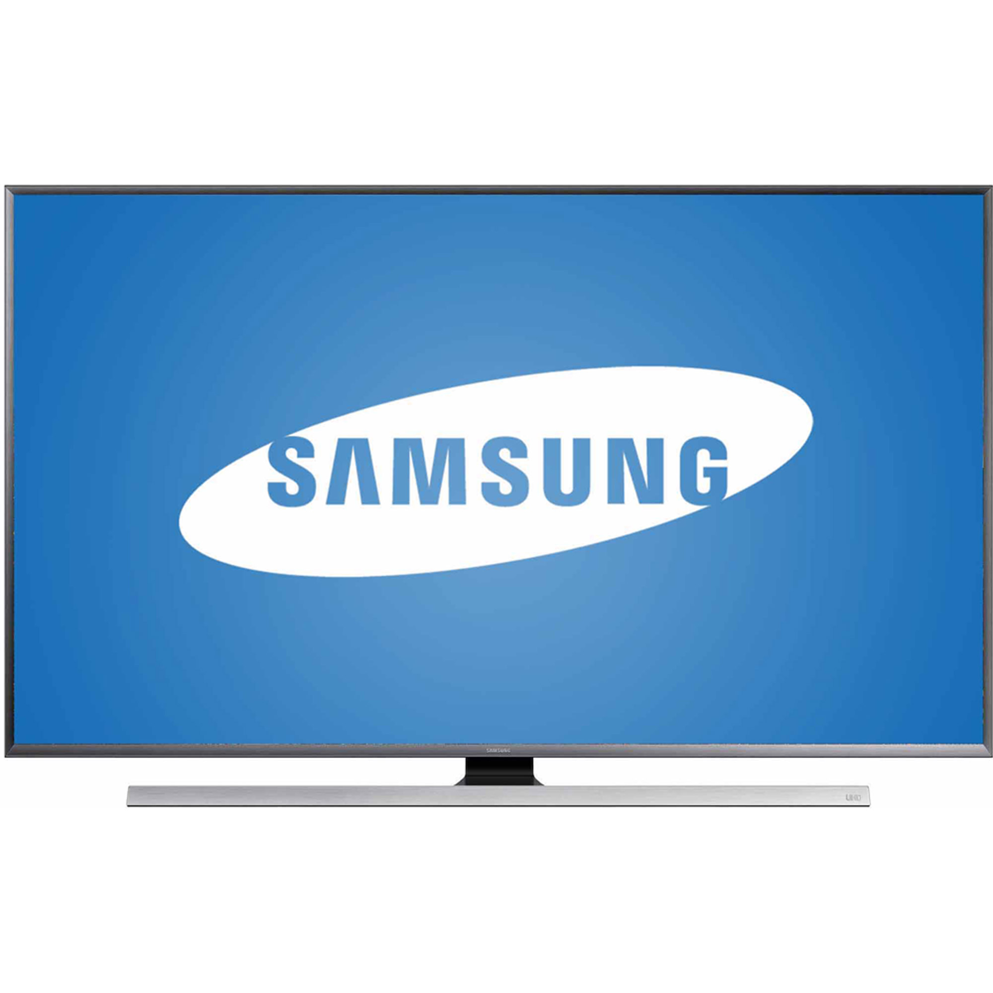 """SAMSUNG 50"""" 7100 Series - 4K Ultra HD Smart LED TV - 2160p, 240MR (Model#: UN50JU7100)"""
