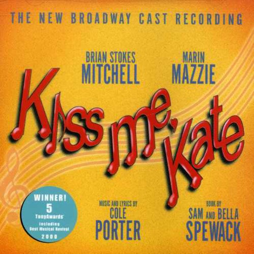 Broadway Cast - Kiss Me Kate [CD]