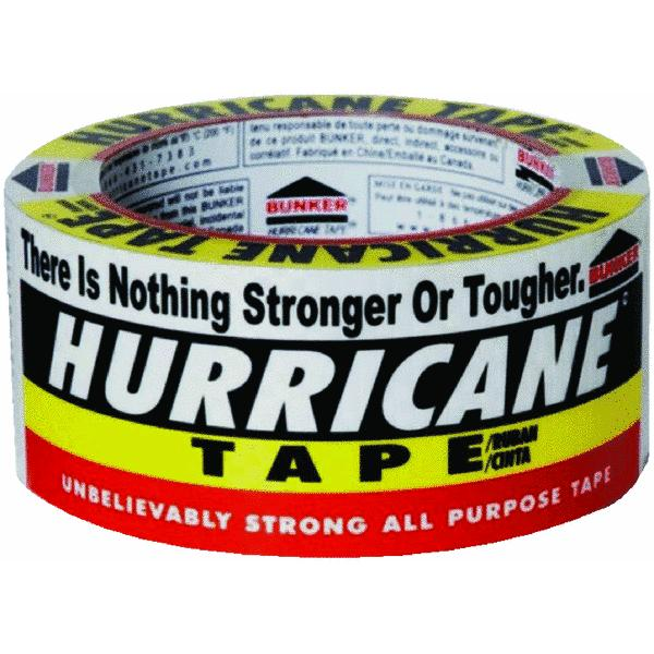 Bunker Hurricane Heavy-Duty Tape