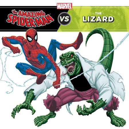 The Amazing Spider-Man vs. The Lizard - eBook
