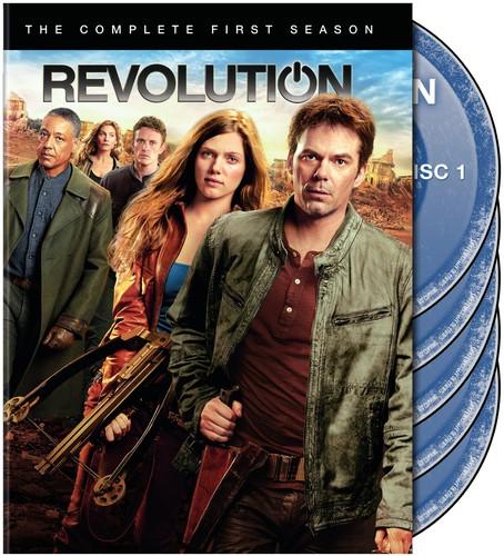Revolution: Complete First Season