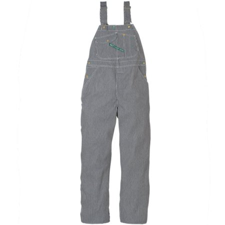 - Key Bib Overalls Hi-Back Zip-Fly 46x30