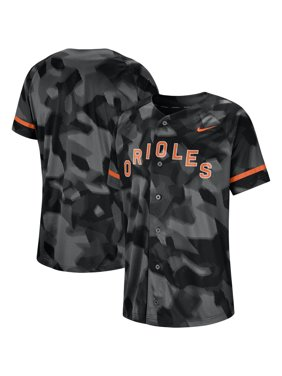 36921f17a Product Image Baltimore Orioles Nike Camo Jersey - Black