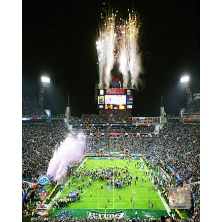Alltel Stadium Jacksonville FL - Super Bowl XXXIX Photo Print