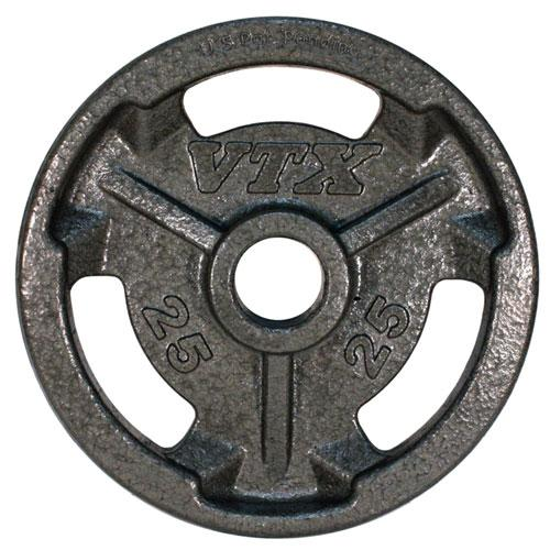 VTX by Troy Barbell 25 lb. Olympic Grip Plate