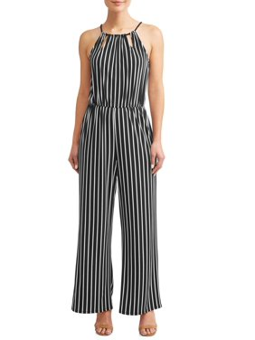 f3a9ffc22bbc Product Image Women s Stripe Sleeveless Jumpsuit