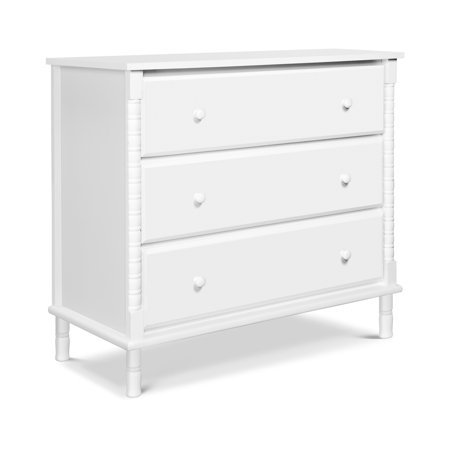 Pronto Changer (DaVinci Jenny Lind 3-Drawer Changer Dresser in White)
