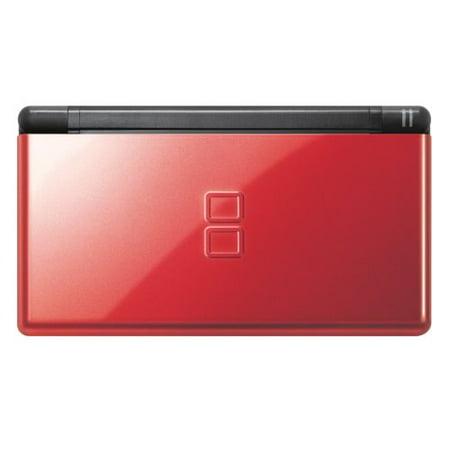 Refurbished Nintendo DSL Ds Lite Console Crimson