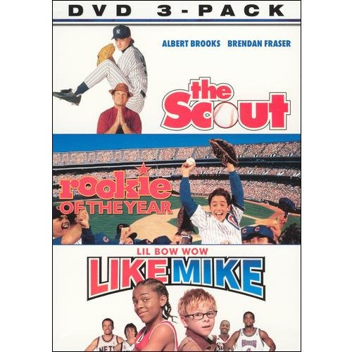 Sports 3-Pack: Like Mike / The Scout / Rookie Of The Year (Widescreen)