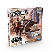Deals on Hasbro Trouble: Star Wars The Mandalorian Edition Board Game