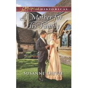 A Mother for His Family - eBook