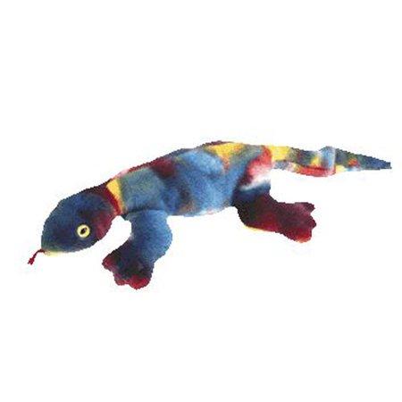 TY Beanie Buddy - LIZZY the Ty-Dyed Lizard (21 inch) ()
