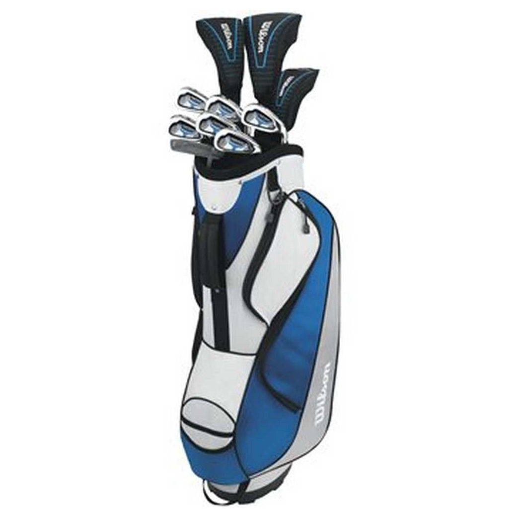 Wilson Women's HyperSpeed Complete Standard Right Golf Cl...