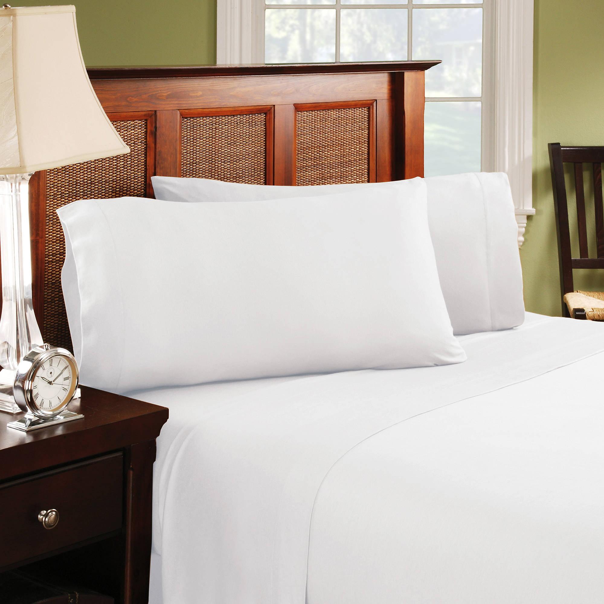 Luxury Modal Cotton Jersey Knit Sheet Set