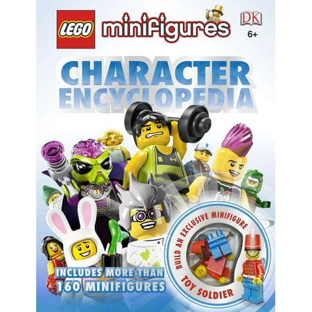 LEGO Minifigures: Character - Halloween Encyclopedia