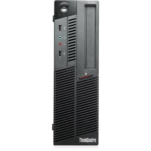 Refurbished Lenovo ThinkCentre M90-SFF WA3-0099 Desktop PC with Intel Core i5-650 Processor, 4GB Memory, 250GB Hard Drive and Windows 10 Pro (Monitor Not Included)