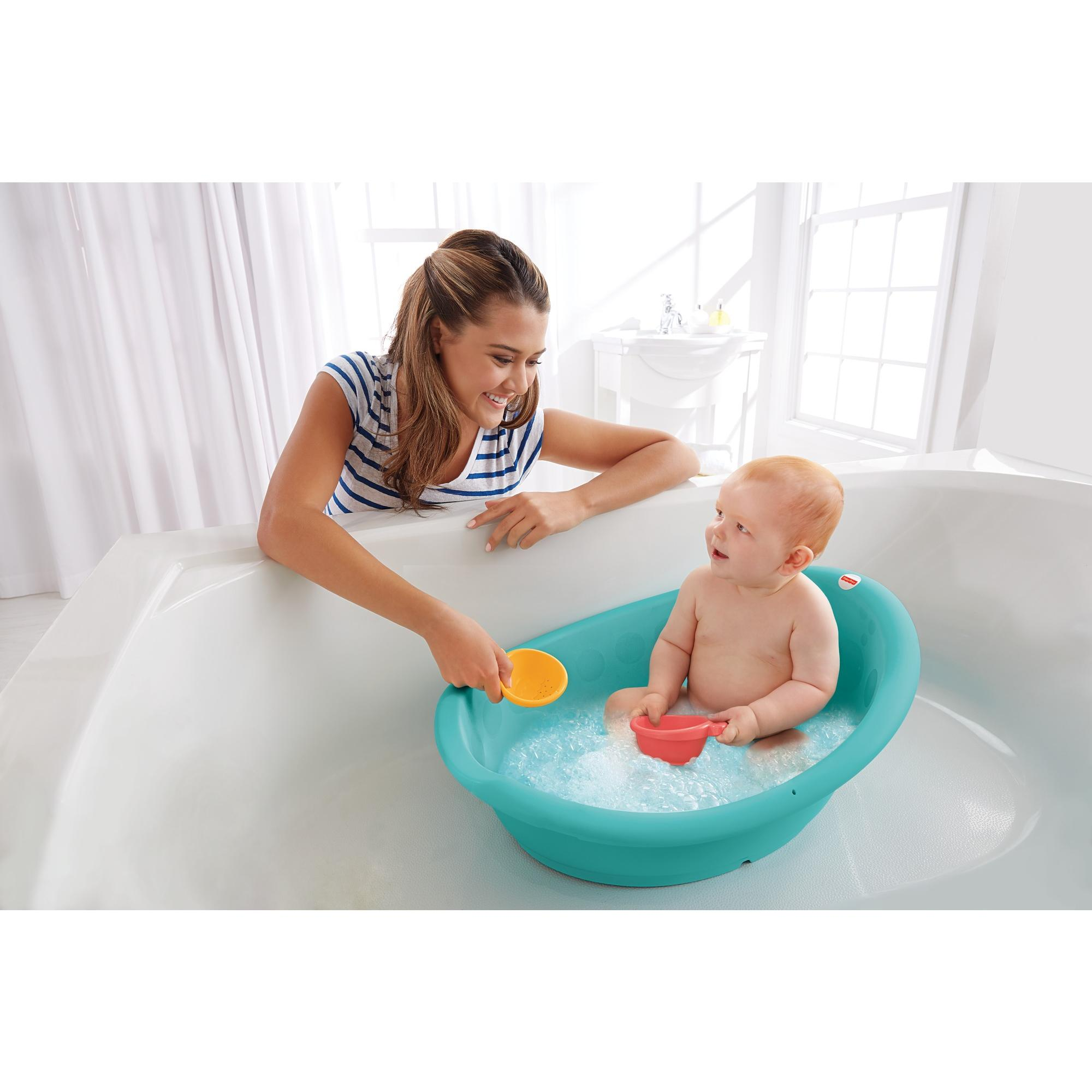 Fisher Price Rinse 'n Grow Tub by Fisher-Price