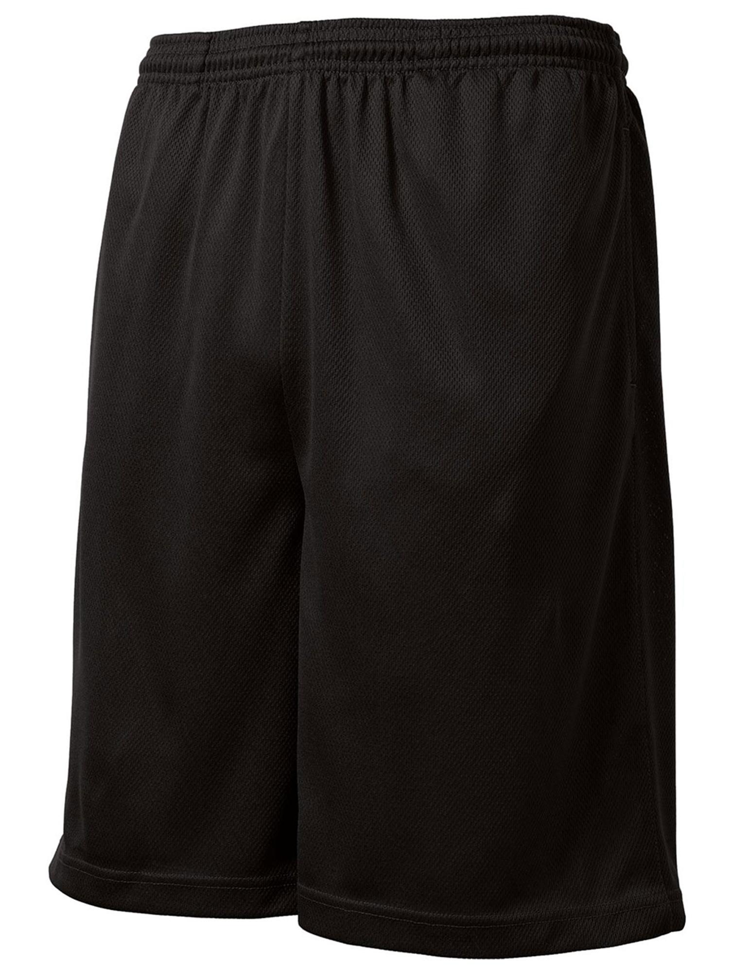 Sport-Tek Men's Comfort Side Pocket Performance Short