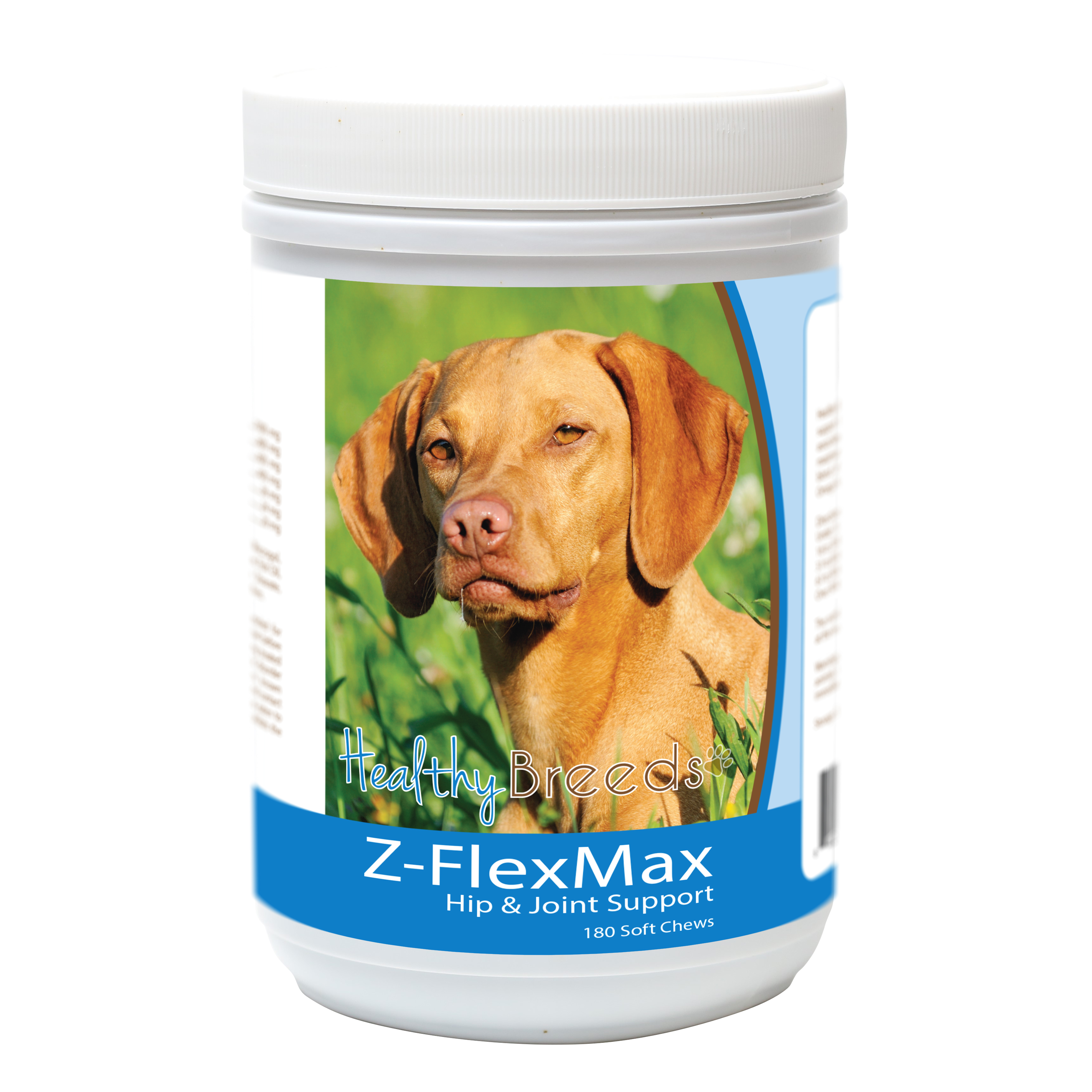 Healthy Breeds Vizsla Z-Flex Max Dog Hip and Joint Support 180 Count