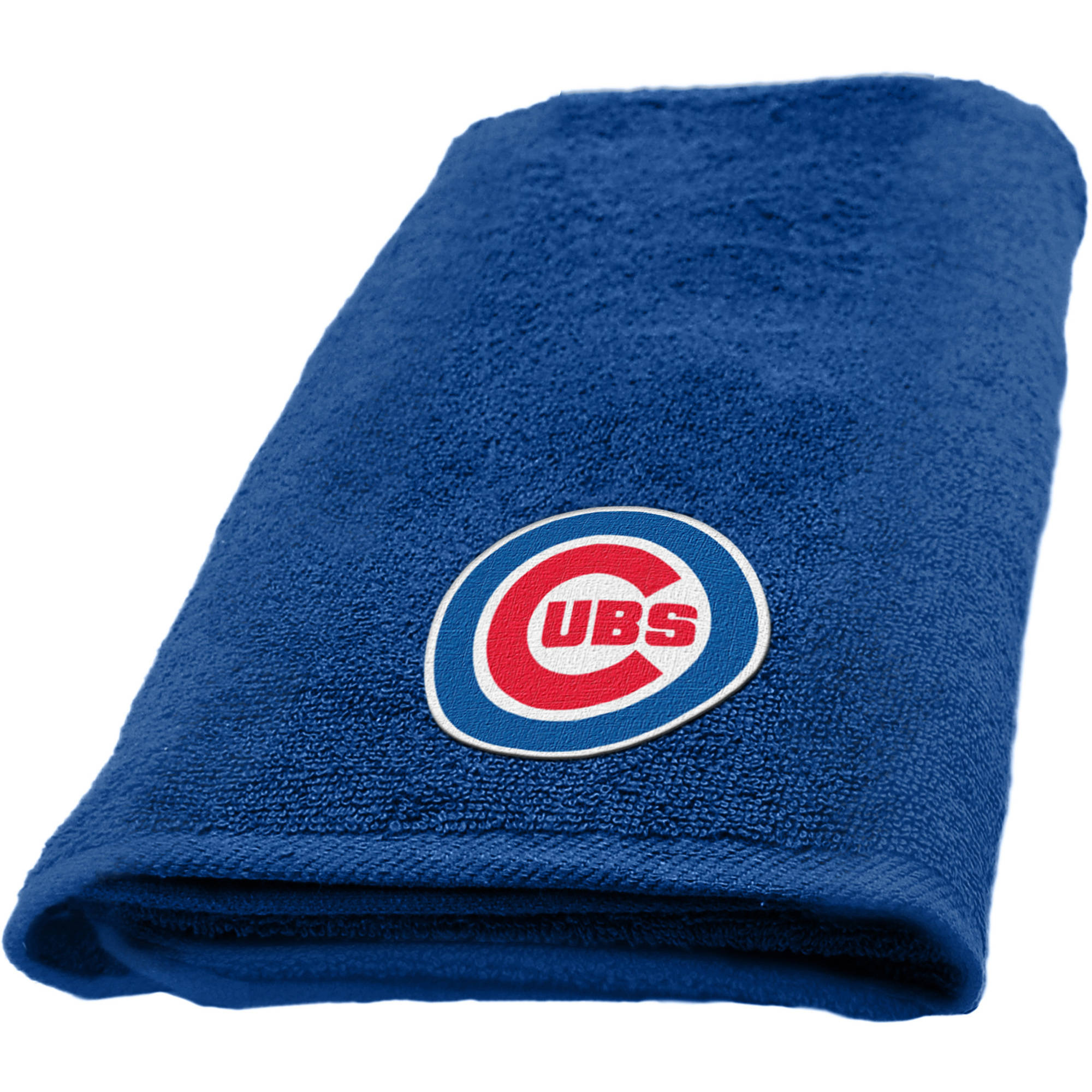 "MLB Chicago Cubs 15""x26"" Applique Hand Towel"