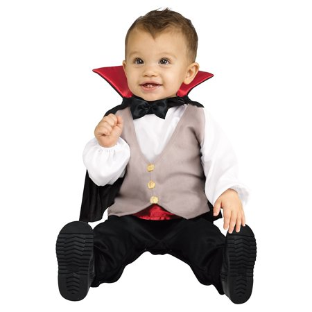 Lil Drac Baby Infant Costume - Infant Large](Infant White Rabbit Costume)