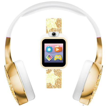 PlayZoom 2 Kids Smartwatch & Headphones: Camera, L...