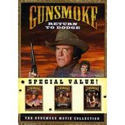 Gunsmoke: The Movie Collection (DVD)