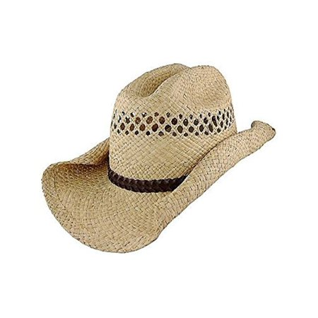 Toddler Rolled Brim Cowboy - Large Foam Cowboy Hat