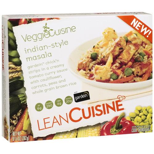 Lean Cuisine Veggie Cuisine Indian Style Masala, 9.25 oz