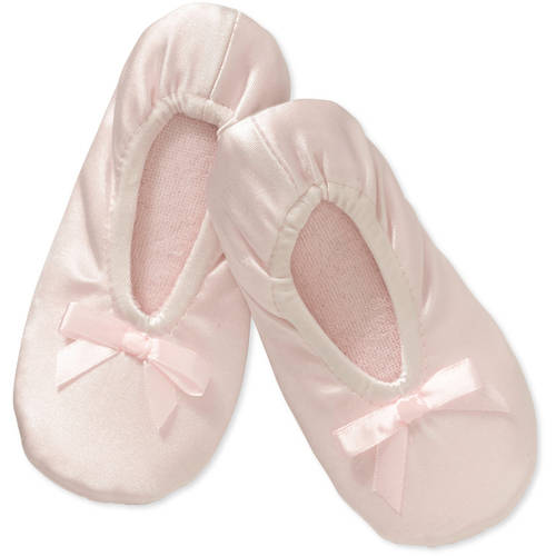 Girls' Dance Slippers