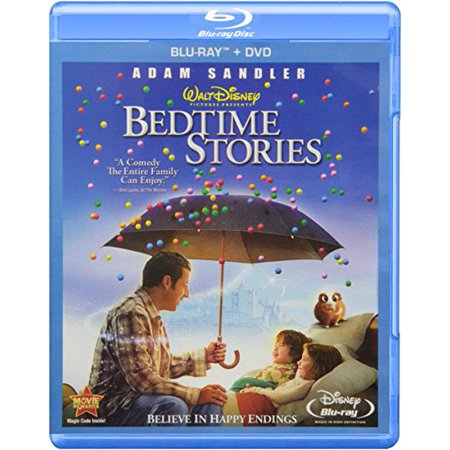 Bedtime Stories (Blu-ray + DVD) - Snow White Bedtime Story