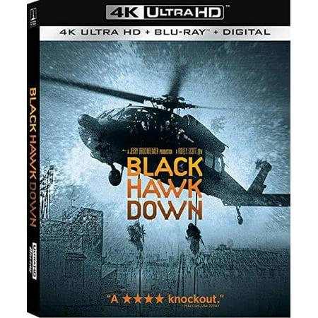 Black Hawk Down (4k Ultra Hd/Bd Combo (4K/UHD)