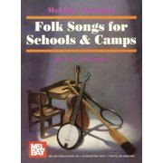 Folk Songs for Schools and Campls - eBook