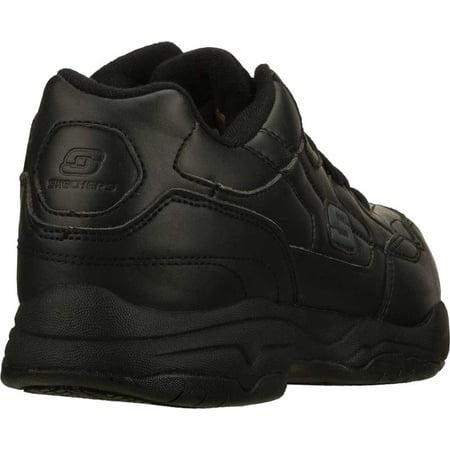 Skechers Work Men's Work Felton - Altair Slip Resistant Work Shoes